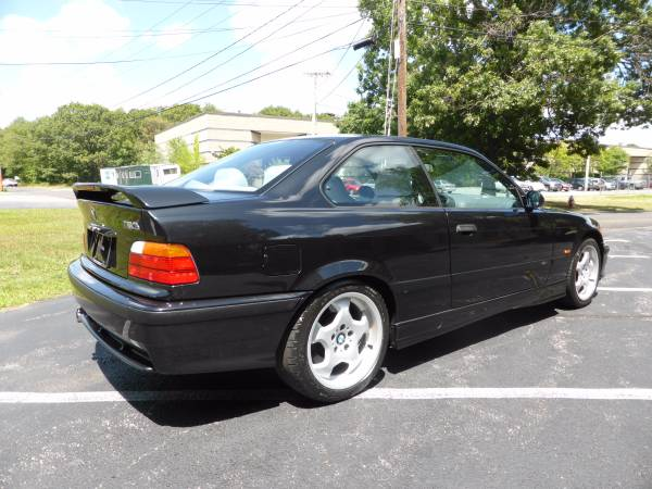 Feature Listing: 1998 BMW M3 Coupe – German Cars For Sale Blog