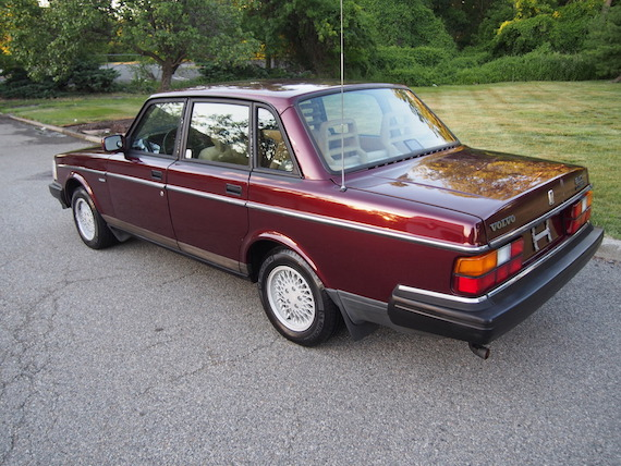 1993 Volvo 240 Classic German Cars For Sale Blog