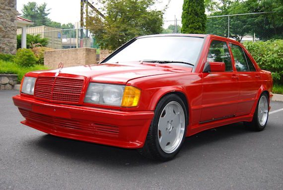 1987 Mercedes Benz 190e Amg 6 0 German Cars For Sale Blog