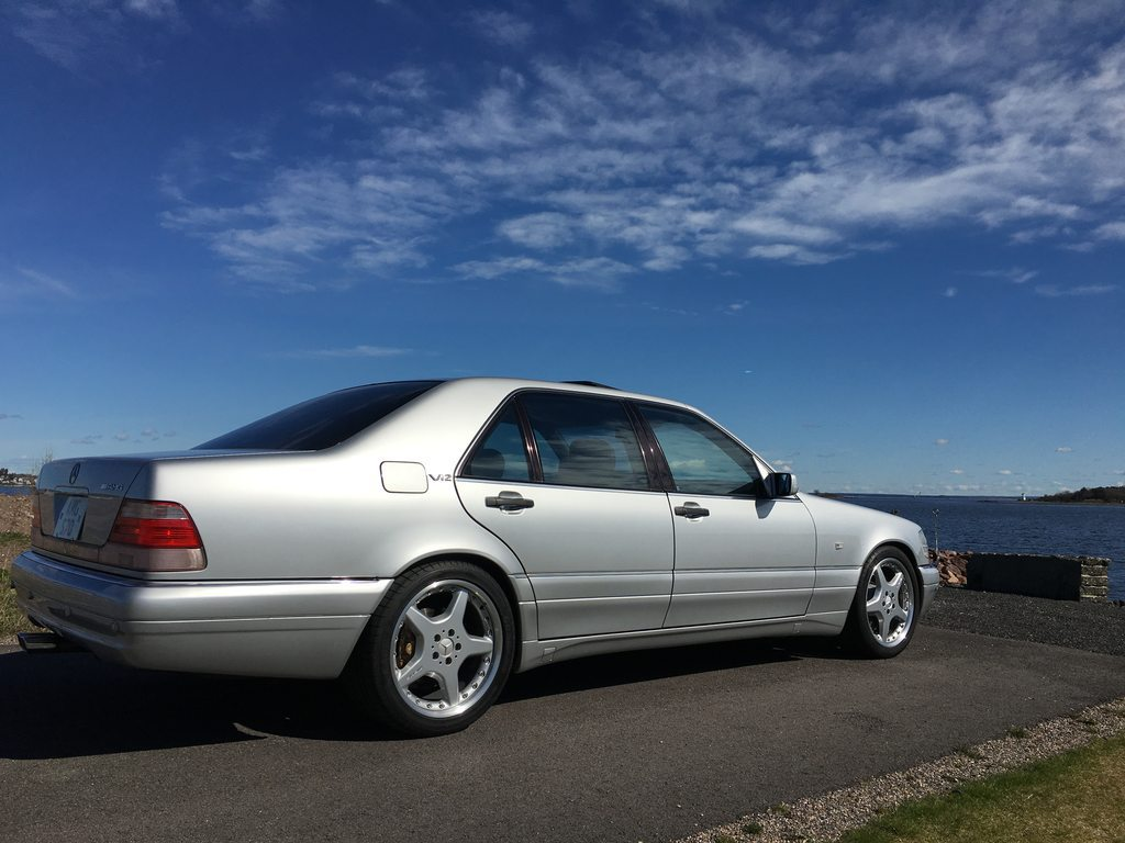 Bmw Used For Sale >> 1998 Mercedes-Benz S70 AMG – German Cars For Sale Blog