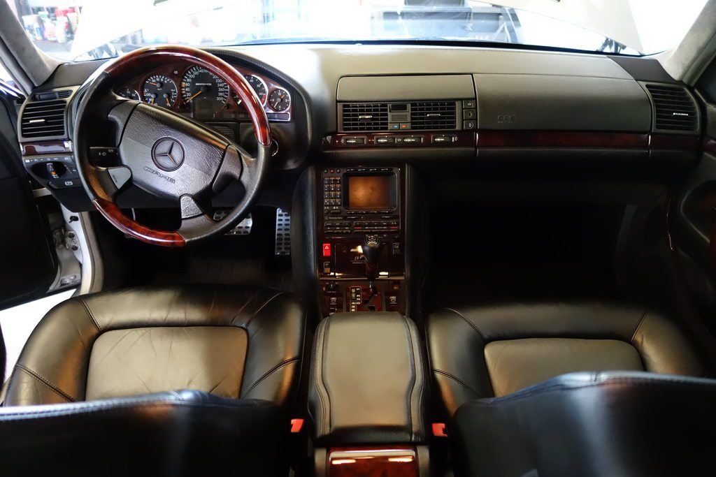 1998 Mercedes Benz S70 Amg German Cars For Sale Blog