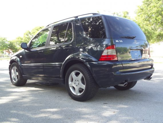 2001 mercedes-benz ml55 amg | german cars for sale blog