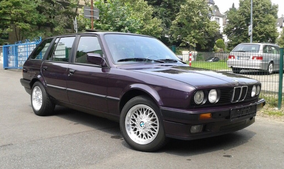 1993 Bmw 316i Touring Design Edition German Cars For Sale Blog
