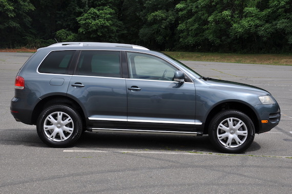 2007 Volkswagen Touareg V10 TDI – German Cars For Sale Blog