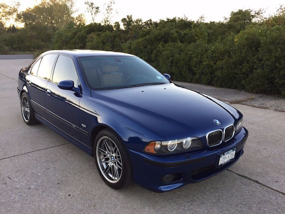 2003 Bmw M5 German Cars For Sale Blog