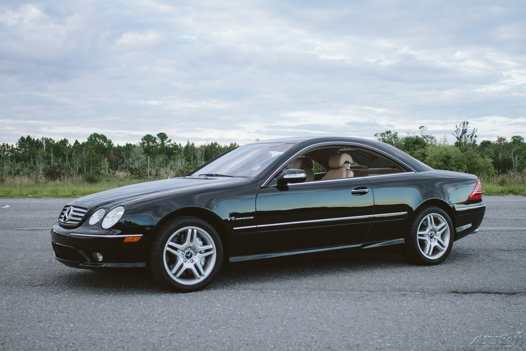 Mercedes Benz Cl Coupe For Sale