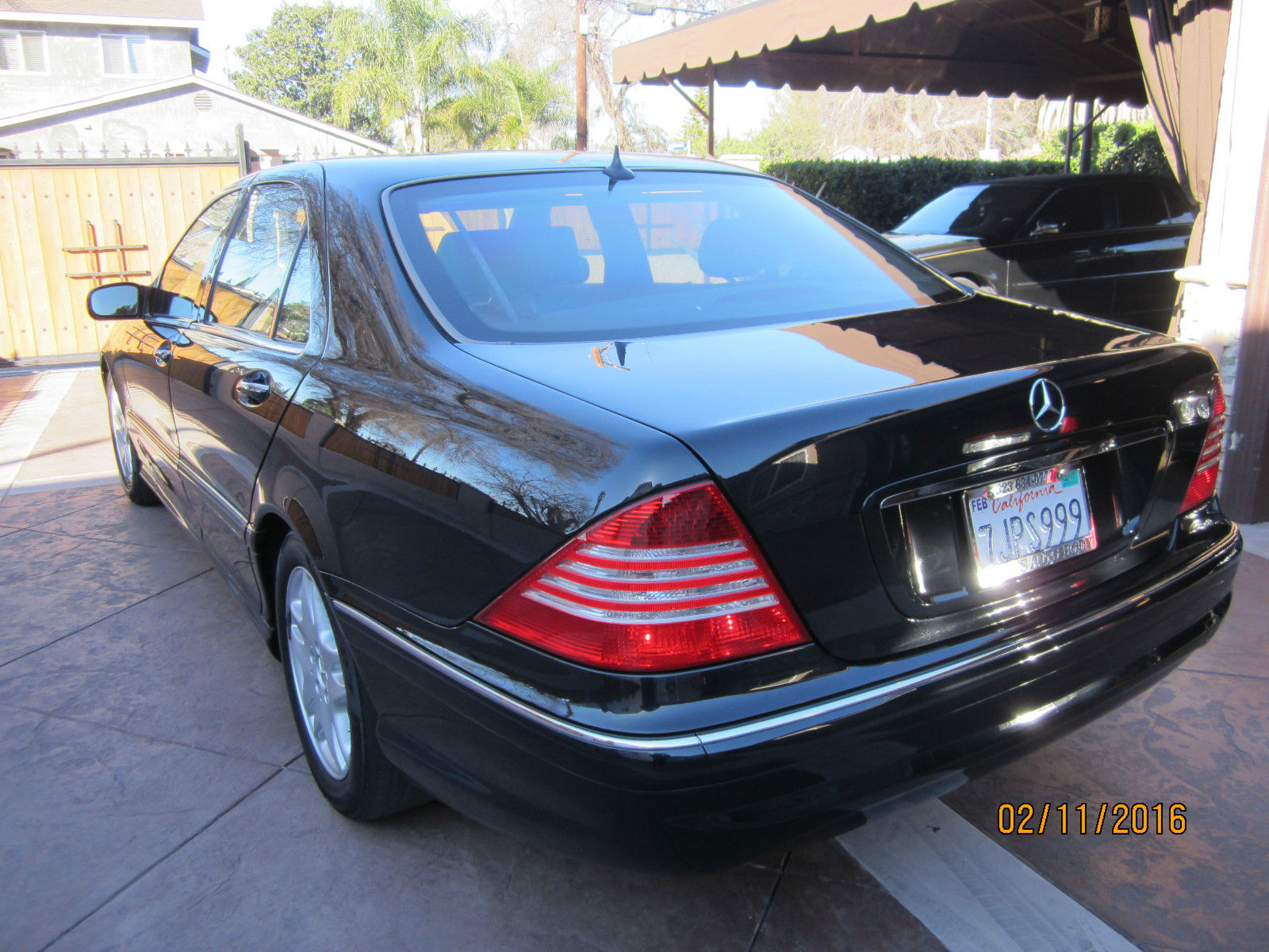 2016 Bmw 328i >> 2001 Mercedes-Benz S500 Guard – German Cars For Sale Blog