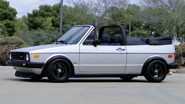 When Considering The Volkswagen Rabbit Convertible And Its Halloween Disguise Replacement The Cabriolet I Was At A Bit Of A Loss To Explain Its General