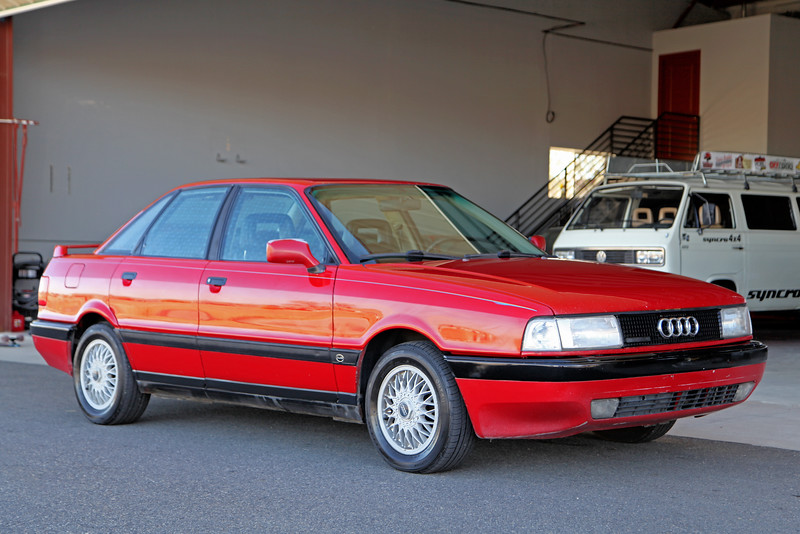 1988 Audi 90 Quattro German Cars For Sale Blog