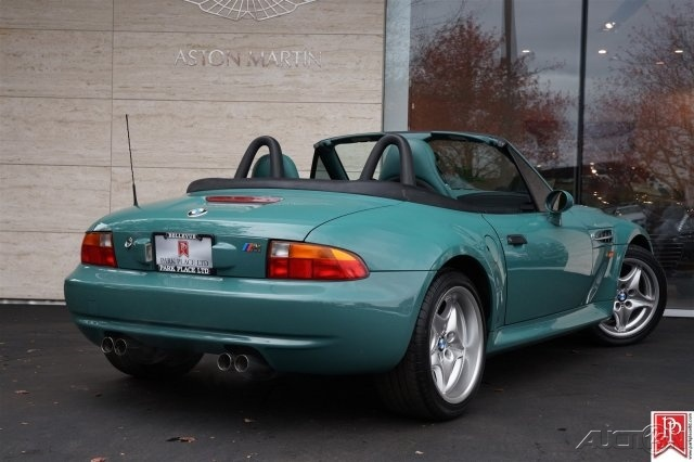 Evergreen Forest 1998 Bmw M Roadster German Cars For