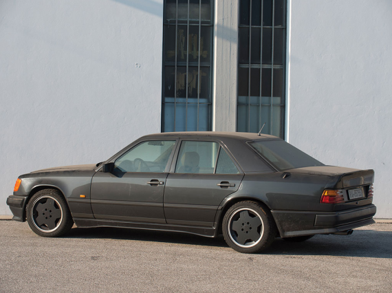 Tuner Tuesday: 1988 Mercedes-Benz 300E AMG 6 0 'Hammer' – German