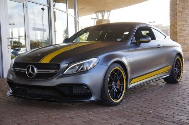 2017 Mercedes Amg C63 S Coup 233 Edition 1 German Cars For