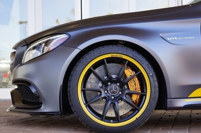 2017 Mercedes Amg C63 S Coup 195 169 Edition 1 German Cars For