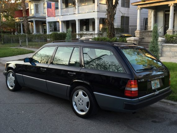 1995 Mercedes-Benz E320 Wagon – German Cars For Sale Blog  German Cars For Sale Blog