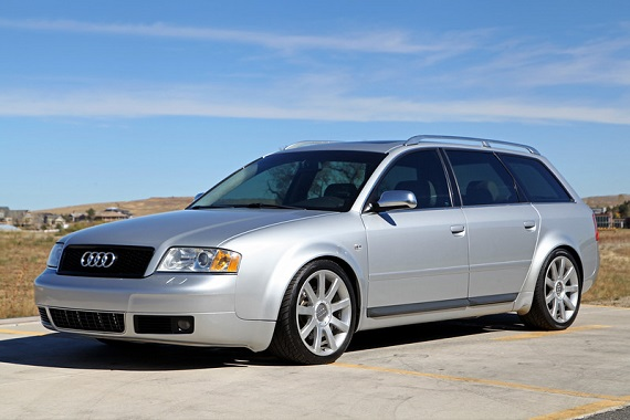 2003 Audi S6 Avant German Cars For Sale Blog