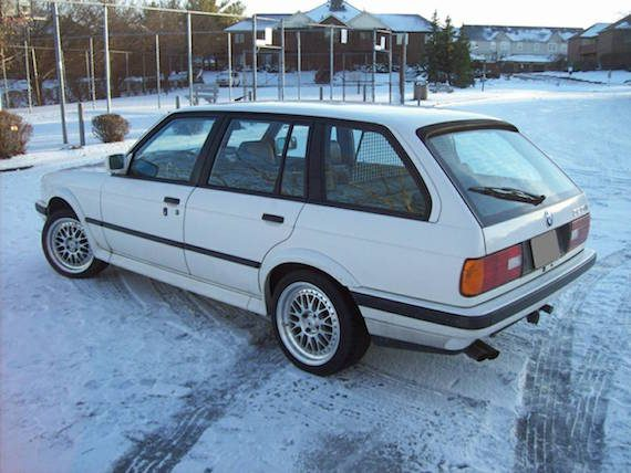 1989 BMW 325iX Touring – German Cars For Sale Blog