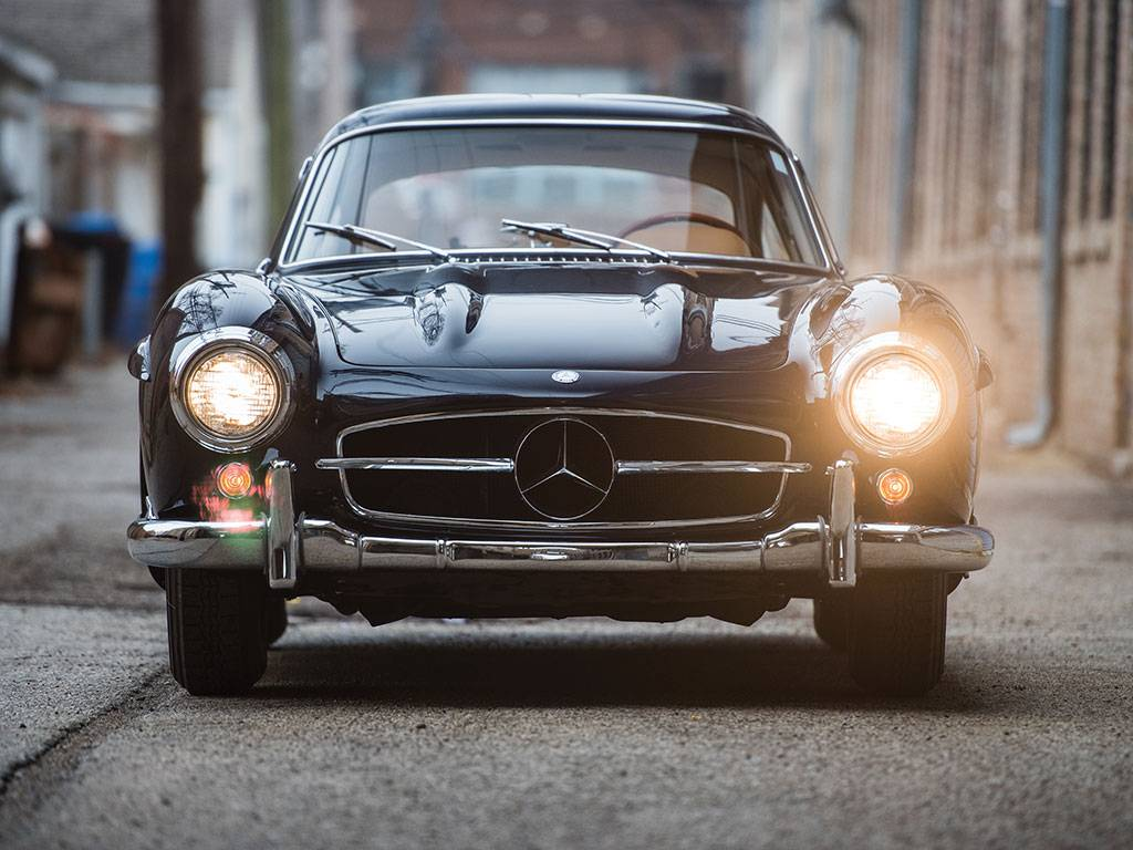 Tuner Cars For Sale >> 1955 Mercedes-Benz 300SL Gullwing | German Cars For Sale Blog