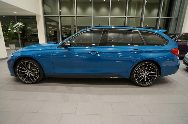 Double Take M Sports Wagon Off 2017 Bmw 330i Xdrive Individual V 328i