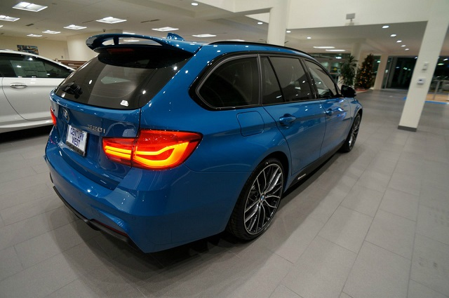 Click For Details 2017 Bmw 330i Xdrive M Sport Sports Wagon Individual On Ebay