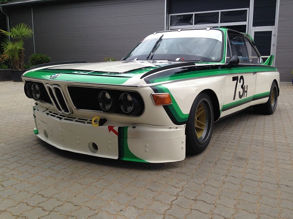 Motorsports Monday Ready To Fly 1970 Bmw 2800cs Group 2 Csl Replica German Cars For Sale Blog