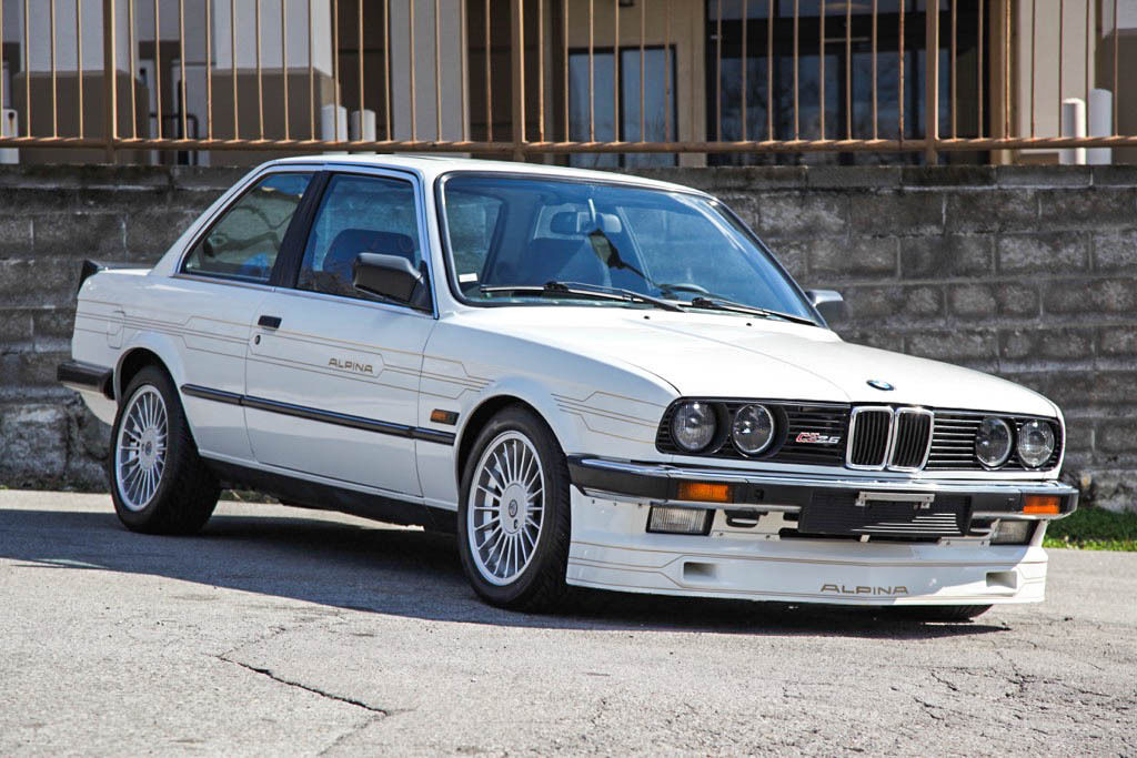 Mystery Solved 1987 Alpina C2 2 5 German Cars For Sale Blog