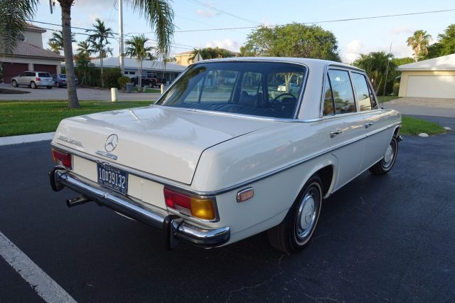 W115 German Cars For Sale Blog