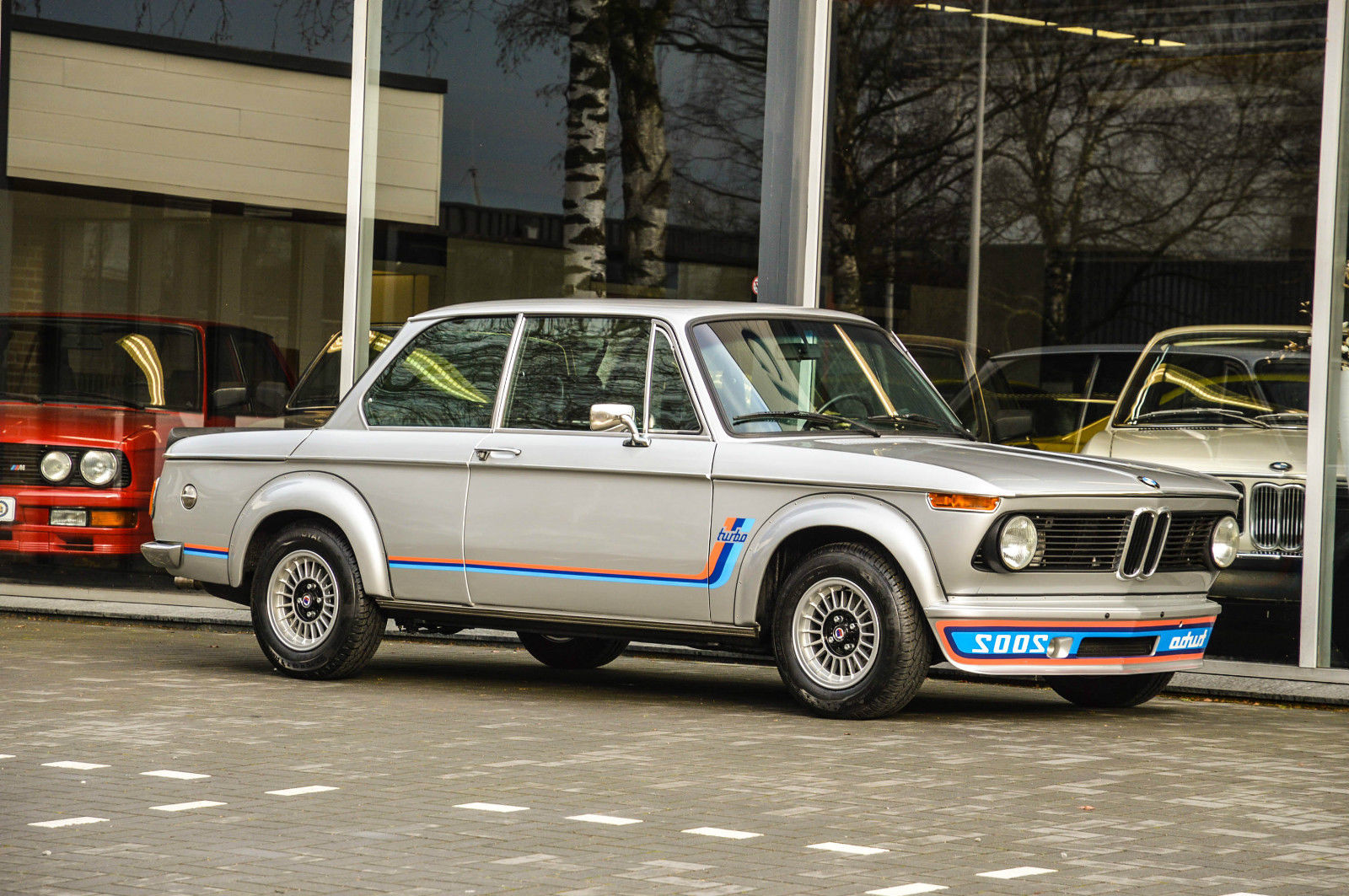 1974 Bmw 2002 Turbo German Cars For Sale Blog