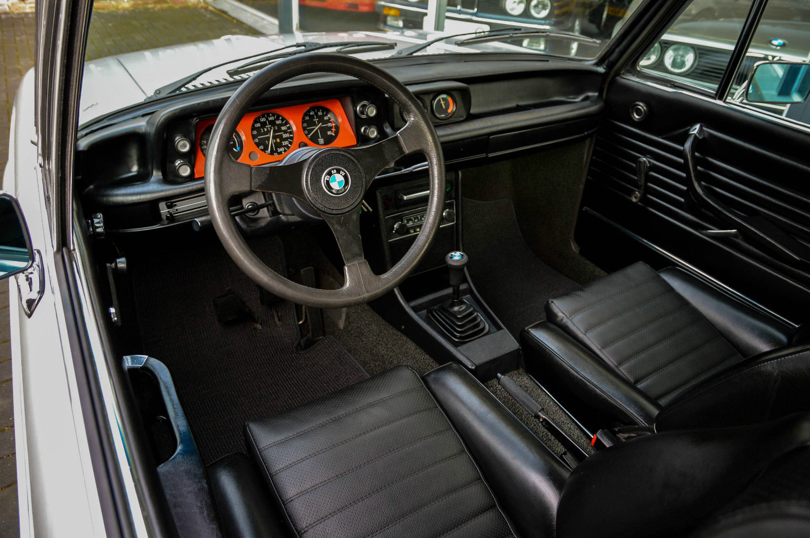 1974 BMW 2002 Turbo | German Cars For Sale Blog