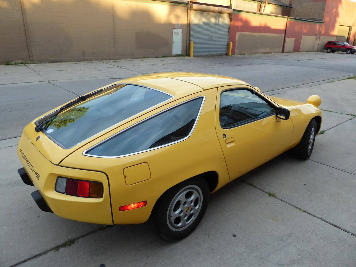 Bmw 2002 For Sale >> 1980 Porsche 928 | German Cars For Sale Blog