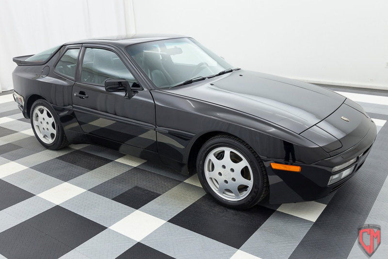 1989 Porsche 944 Turbo With 36000 Miles German Cars For