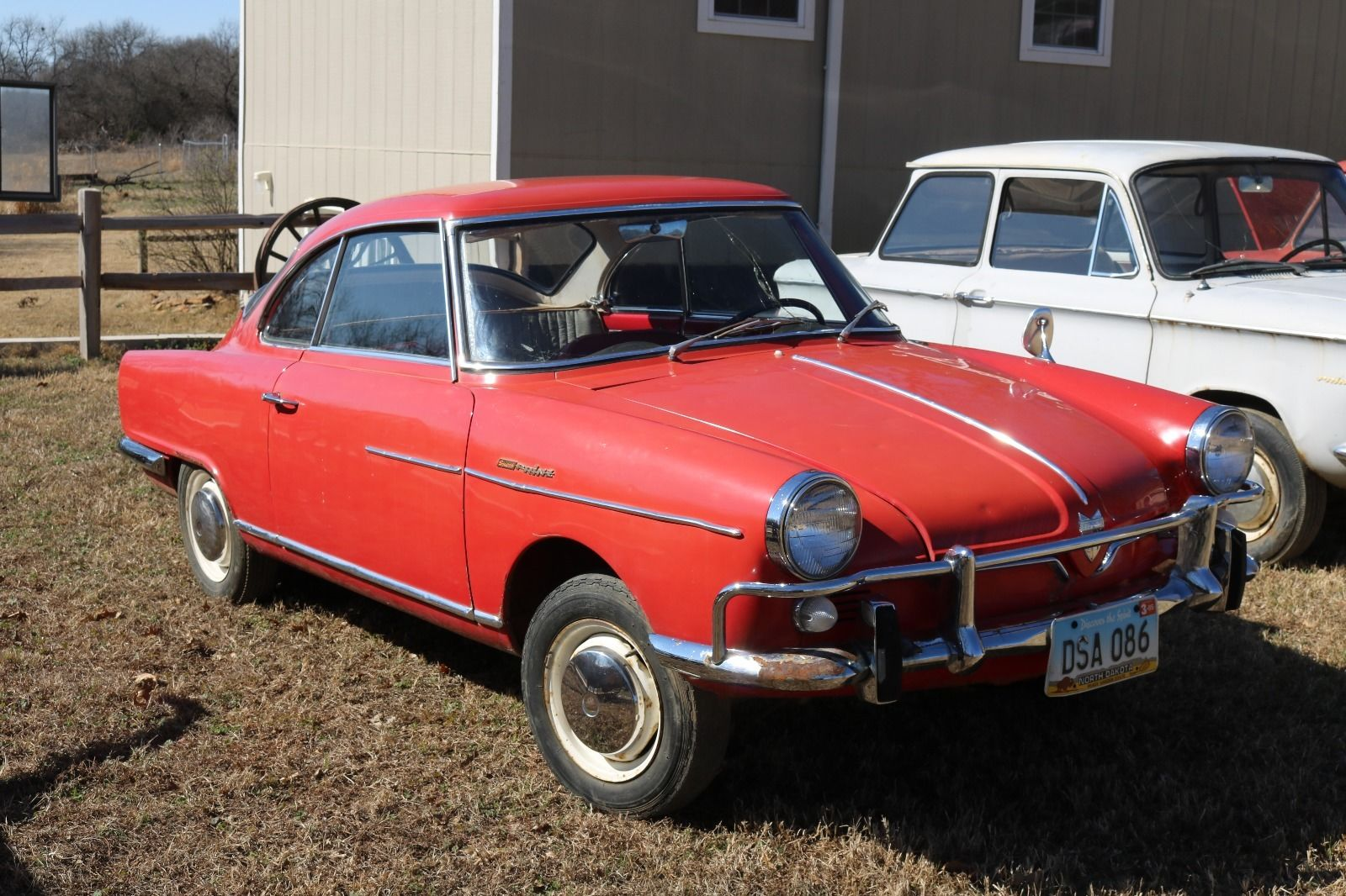 Roll The Dice Again? 1965 NSU Sport Prinz