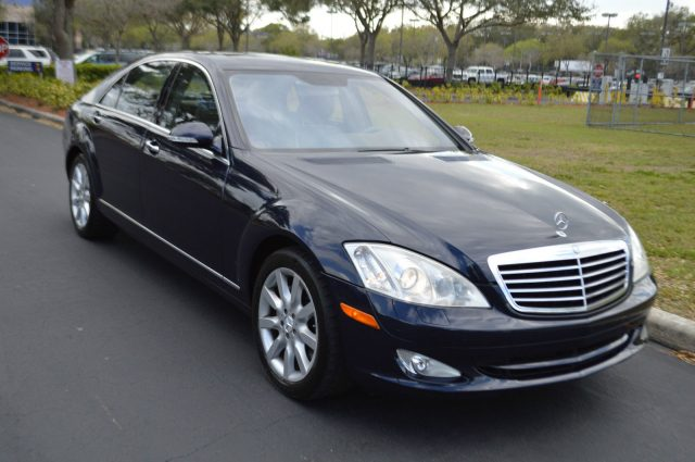 Buyer beware: 2007 Mercedes-Benz S550 – German Cars For Sale