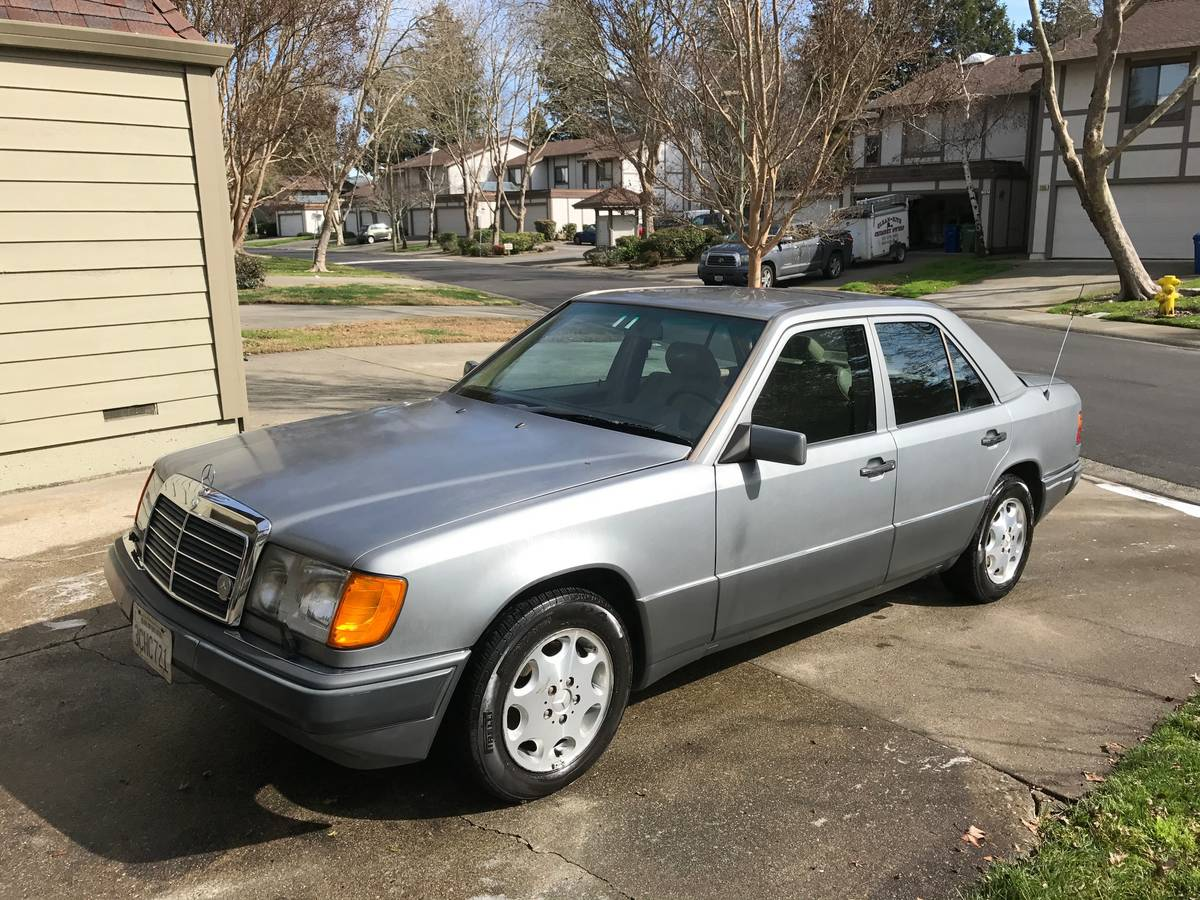 Mercedes Benz Of San Francisco >> 1992 Mercedes-Benz 400E | German Cars For Sale Blog