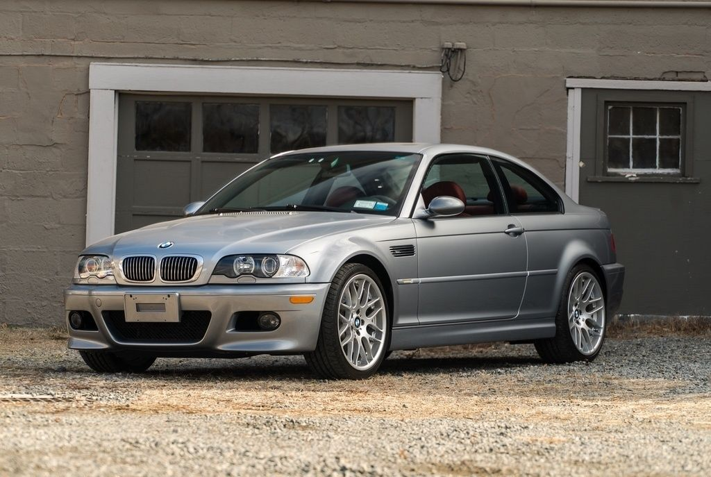 2006 Bmw M3 Competition Package With 11 600 Miles German Cars For Sale Blog
