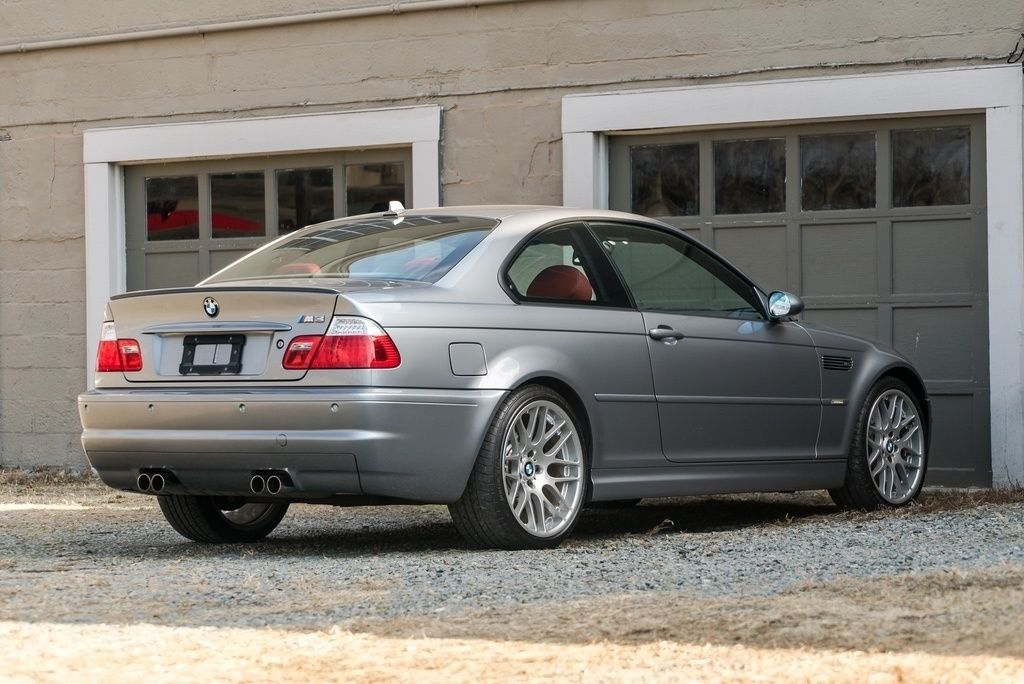 Click For Details 2006 Bmw M3 Compeion Package On Ebay