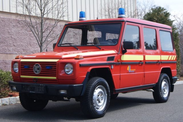 2a501f18aa Almost two months ago I checked out a 1991 G-Wagen that served Swiss  Military well before passed on to civilian use for many more years of  enjoyment and ...