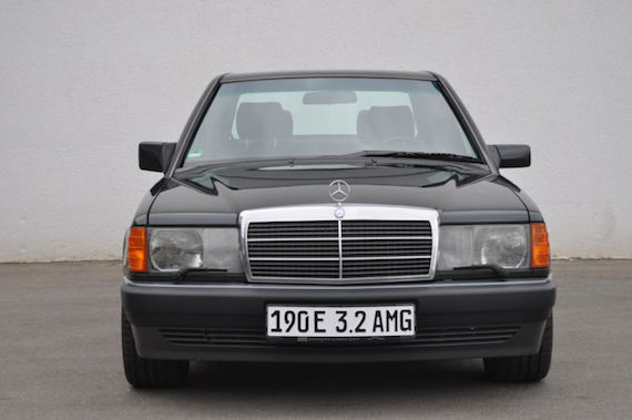 1992 Mercedes-Benz 190E 3 2 AMG – German Cars For Sale Blog