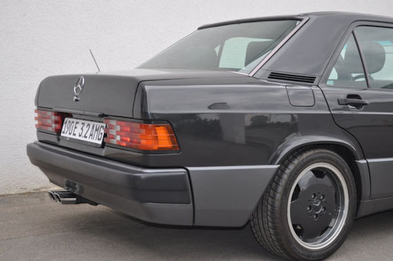 1992 Mercedes Benz 190e 3 2 Amg German Cars For Sale Blog
