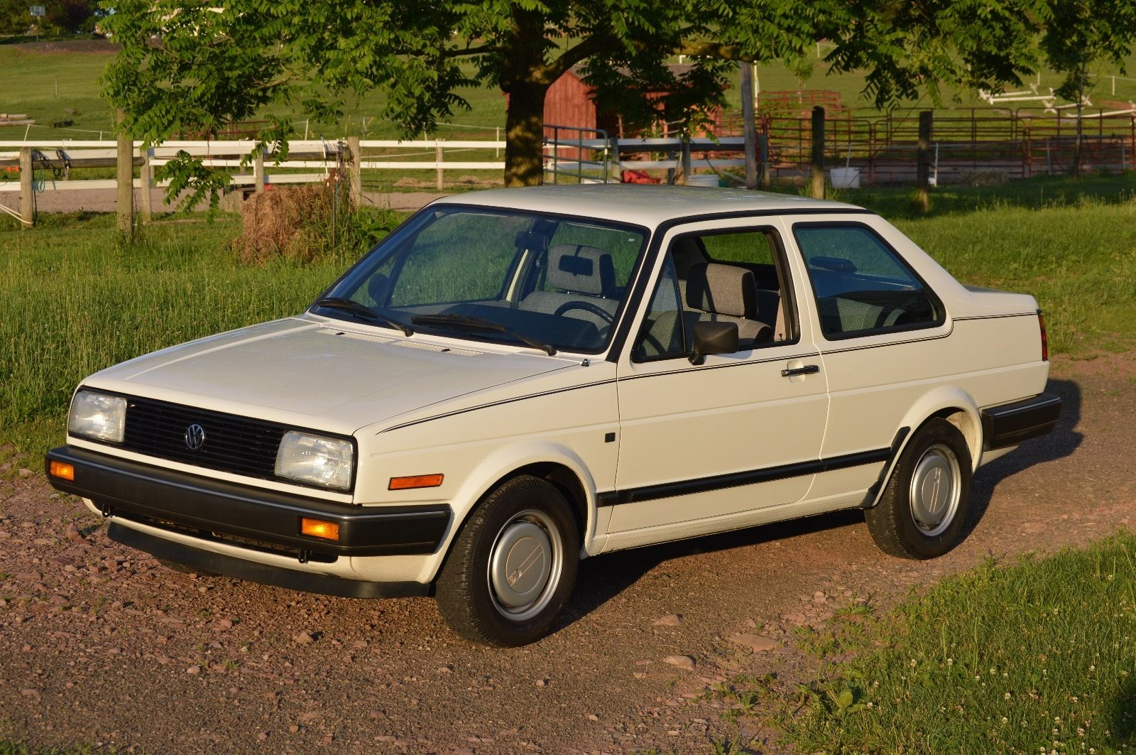 1987 Volkswagen Jetta Coupe With 5 581 Miles German Cars