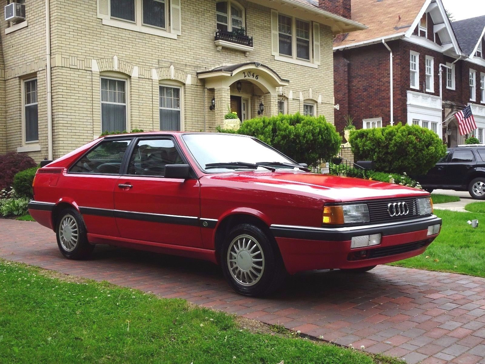 1987 Audi Coupe Gt German Cars For Sale Blog