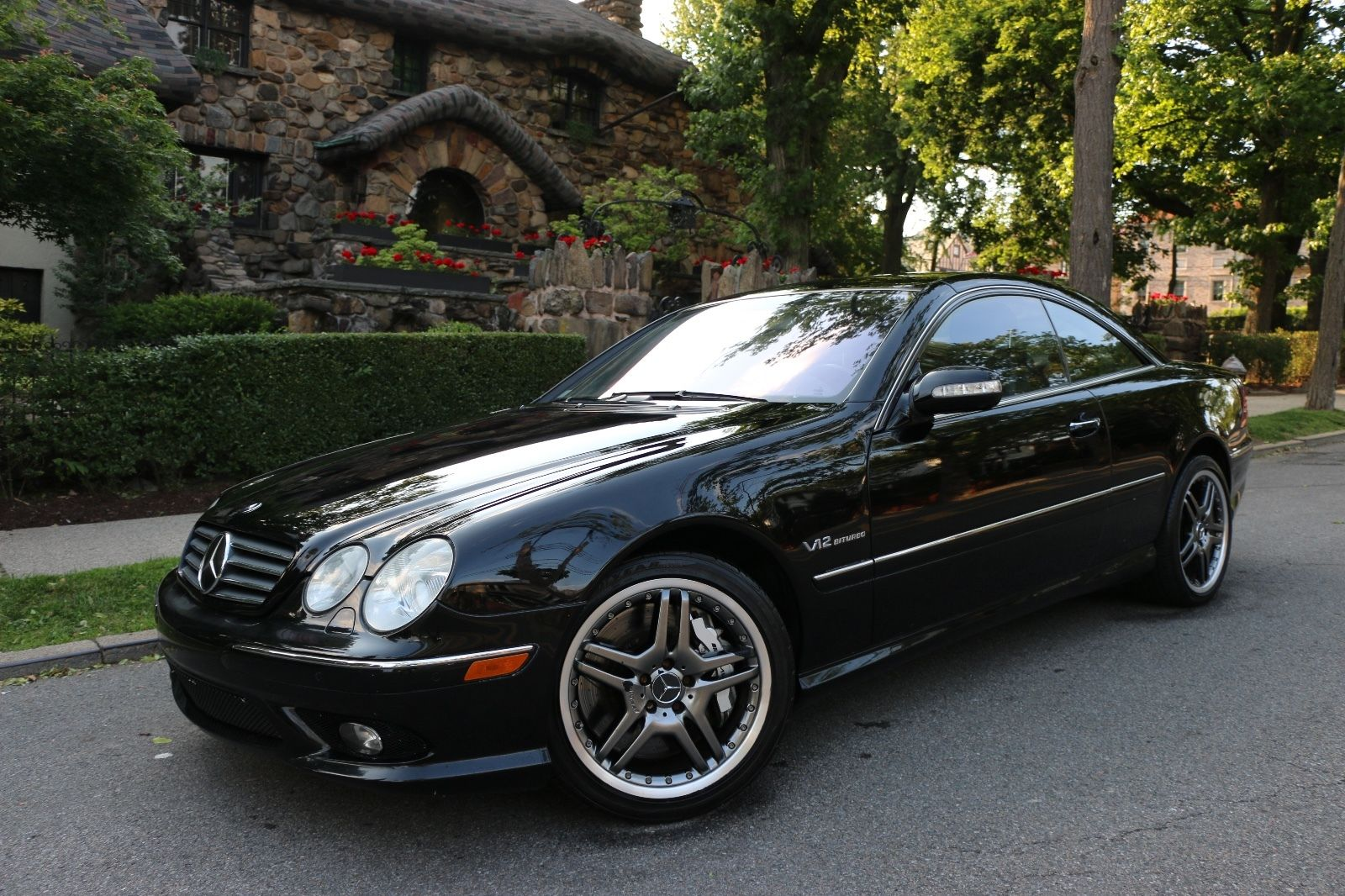 2005 Mercedes Benz Cl65 Amg German Cars For Sale Blog