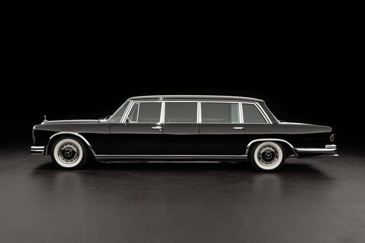 1969 Mercedes Benz 600 Pullman German Cars For Sale Blog