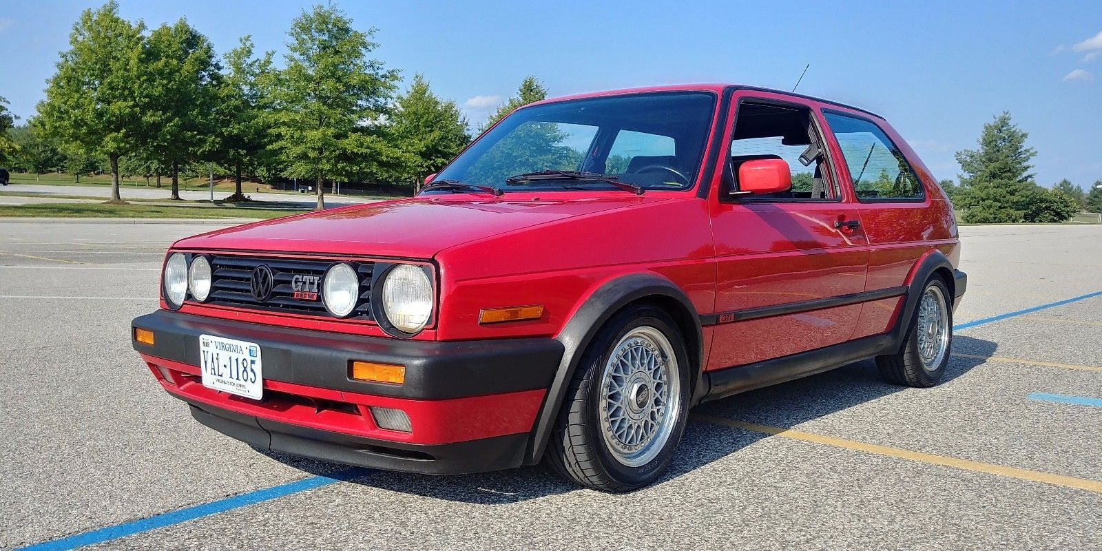The 1991-1992 GTI followed the same basic recipe as the 1987 model we saw  this past week, but everything was turned up a few notches. Starting in the  mid ...