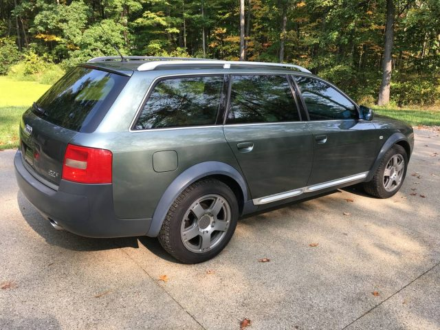 2001 audi allroad 2 7t 6 speed german cars for sale blog rh germancarsforsaleblog com Audi Allroad Problems Audi Allroad 2.7T