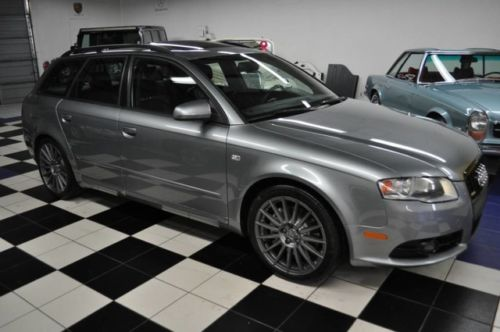 Double Take Avant Off 2005 Audi A4 18t Ultra Sport V 2007 Audi A4