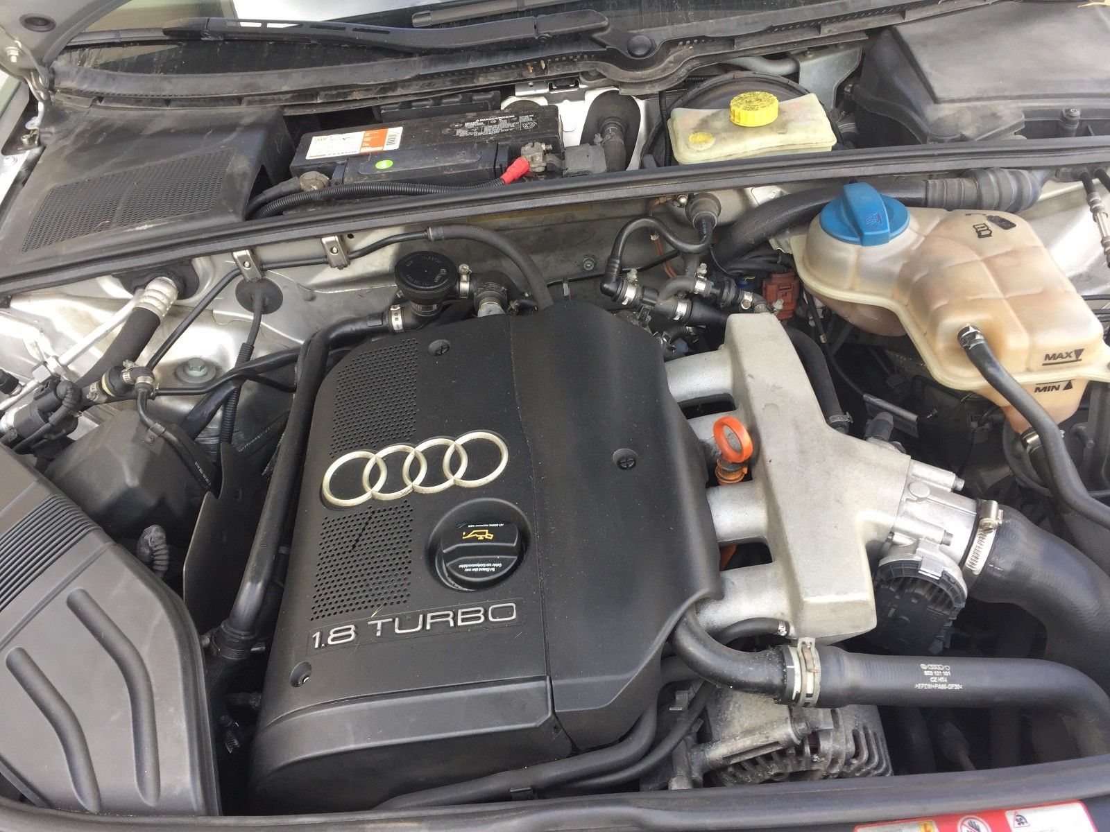 Kelebihan Audi A4 1.8 Turbo Review