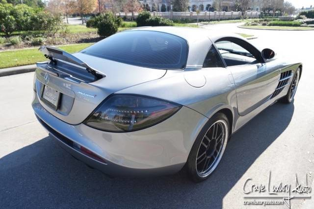 Michael Jordan S 2007 Mercedes Benz Slr Mclaren 722 German Cars
