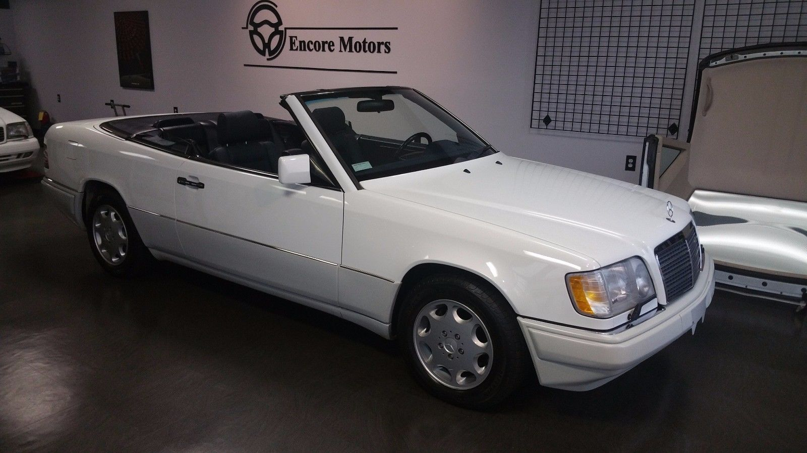 Feature Listing: 1994 Mercedes-Benz E320 Cabriolet – German Cars on