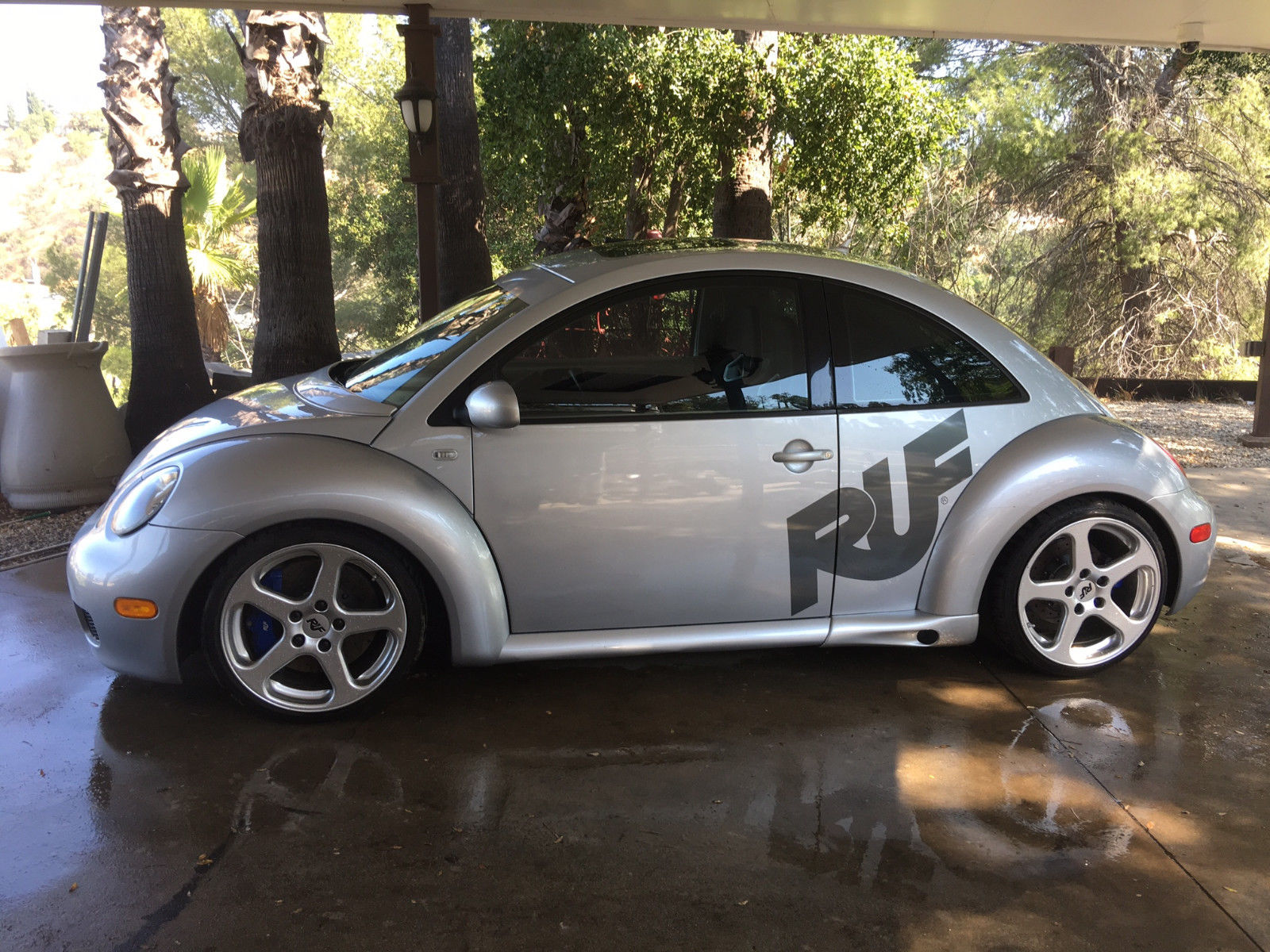 tuner tuesday gcfsb alumnus 2002 ruf volkswagen beetle turbo s concept german cars for sale blog. Black Bedroom Furniture Sets. Home Design Ideas