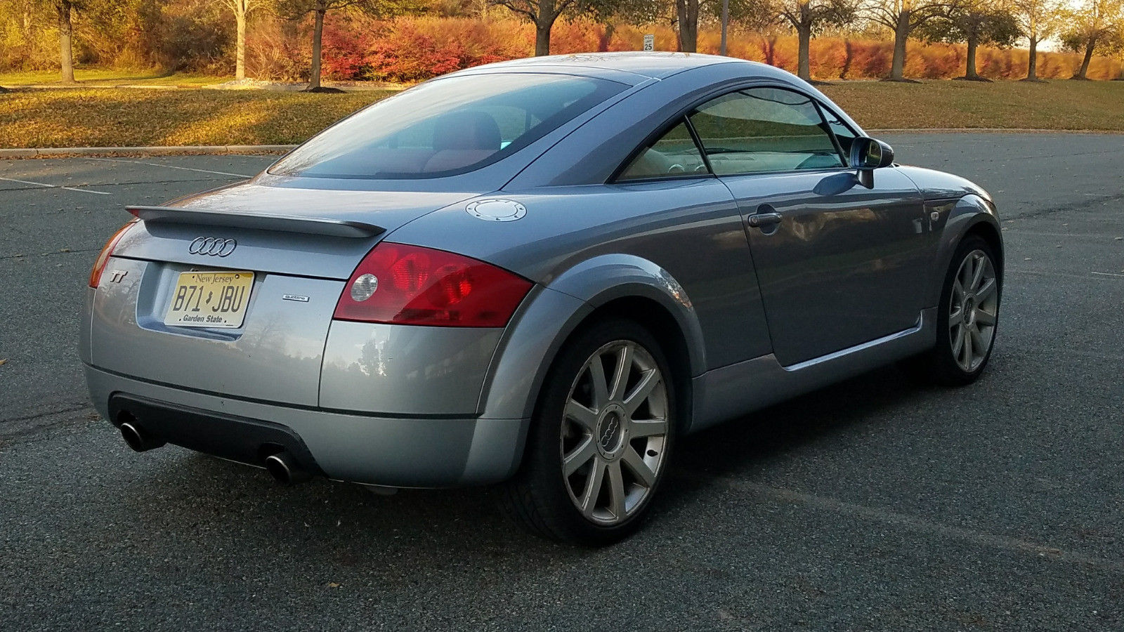2002 audi tt coupe 225 quattro alms edition german cars for sale blog. Black Bedroom Furniture Sets. Home Design Ideas